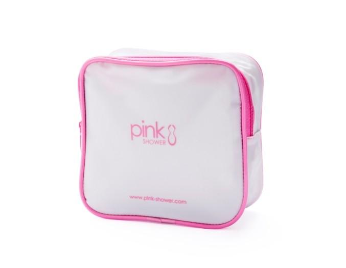 Pink Shower Case