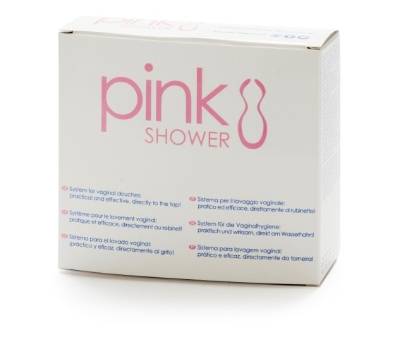 "PINK SHOWER ""BASIC"""