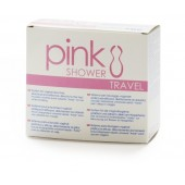 "PINK SHOWER ""TRAVEL"""